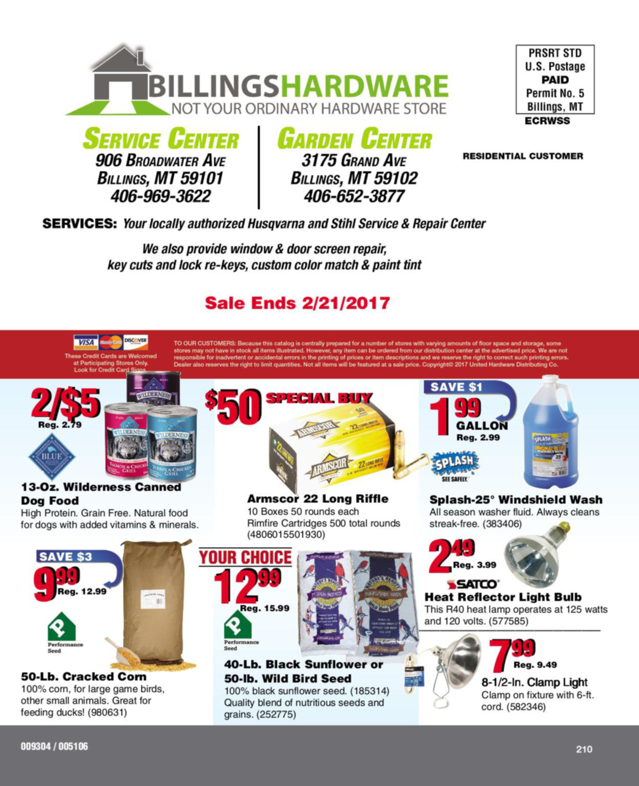 43014base8 Billings Hardware Store