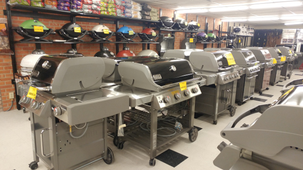 Traeger and Weber BBQ Grills